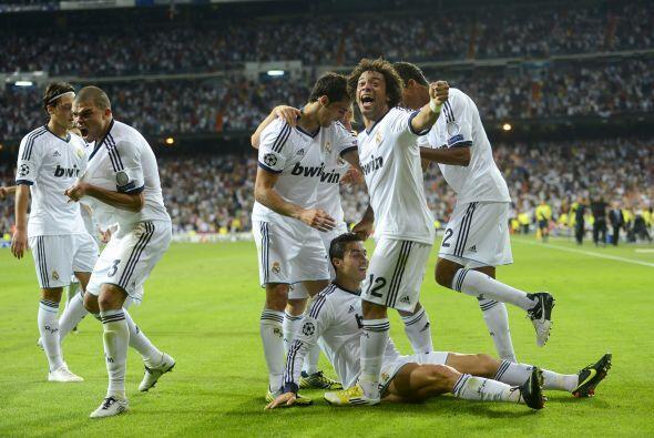 El Madrid remontaba un encuentro apostando a la épica y a las genialidad...