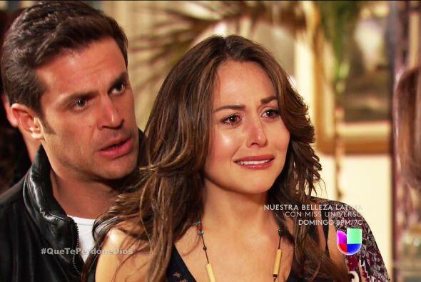 Es una pena verte así Abigail, pero no culpes a Renata, el malvado de Fa...