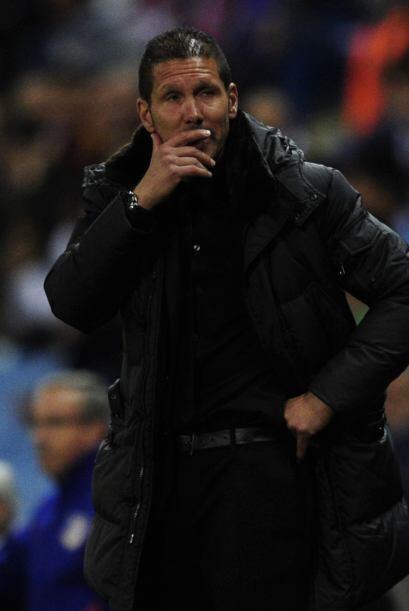 El 'Cholo' Simeone ya avisó tras el encuentro de ida que la eliminatoria...