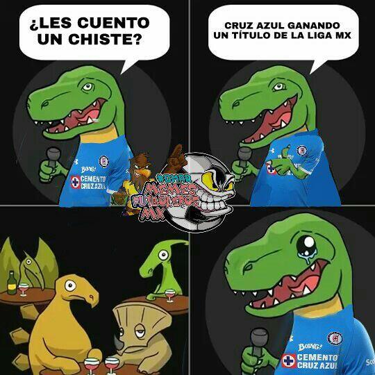 Cruz Azul, América y Pumas fueron las víctimas preferidas en las redes s...