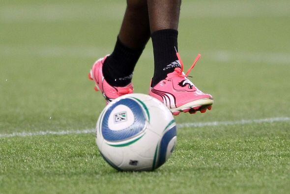 Fue el día rosa de la MLS para apoyar la lucha contra el cáncer de pecho...