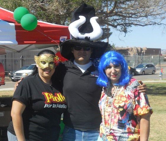 Este sábado 30 de abril festejamos a los niños de El Paso, Texas.