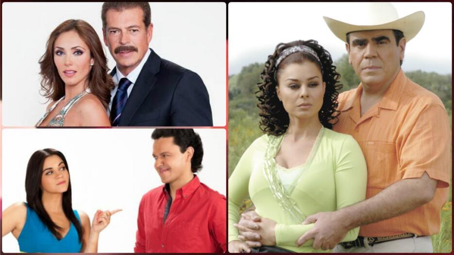 Amores forzados: parejas de telenovela que derrocharon amor pero no le g...