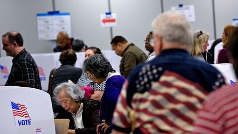Los votantes tienen mayor poder de cambio en estados con poca población.