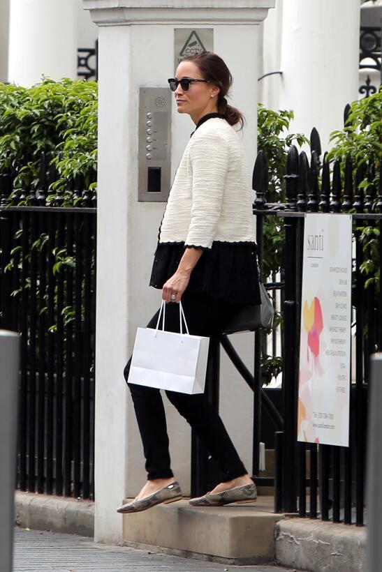Además de haber visitado el Santi Londo Beauty Spa en South Kensington,...