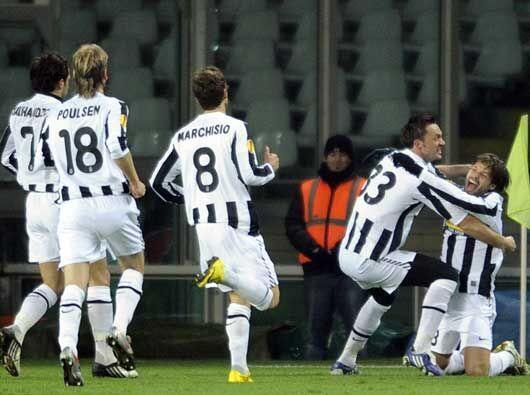 Desde los primeros minutos, los goles cayeron en suelo italiano y a favo...