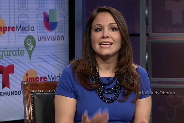 Mayra Alvárez, Directora Asociada de la Oficina de Salud para las Minorí...