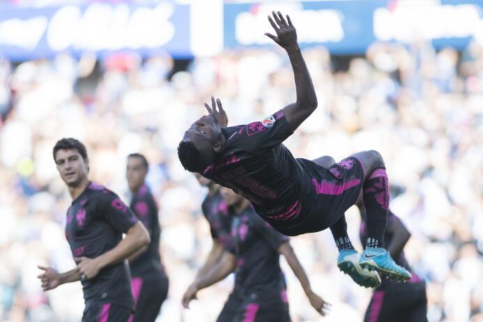 Los goles mexicanos brillaron por su ausencia en el liderato del Monterr...