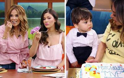 #DAEnUnMinuto: A Karla y Ana les enloquecen las crepas, y celebramos el...