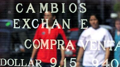 En fotos: la devaluación del peso mexicano en 15 años