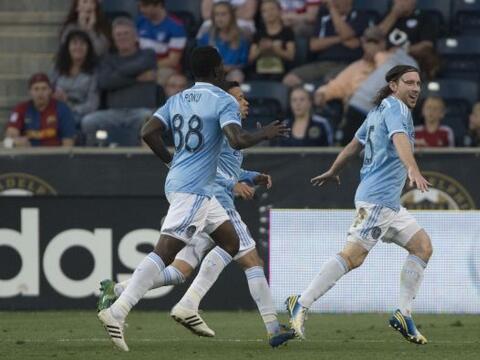 Después de ganar tras once partidos, el New York City FC buscar&a...