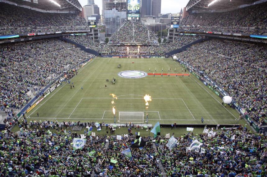 Portland vs. Seattle