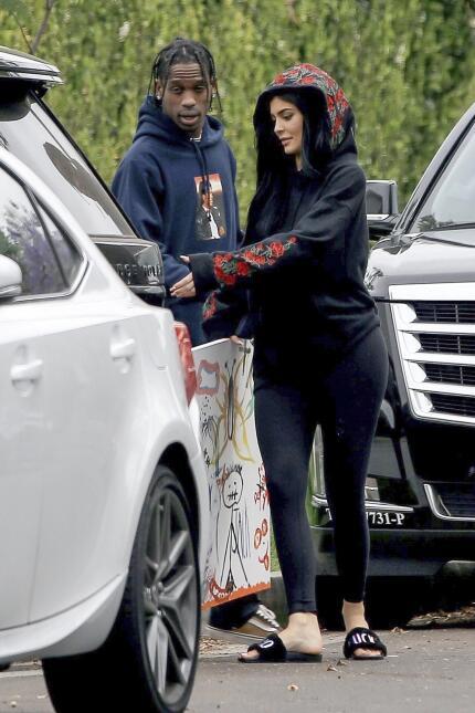 En menos de un mes, Kylie Jenner olvidó a Tyga y está entregada a un nue...