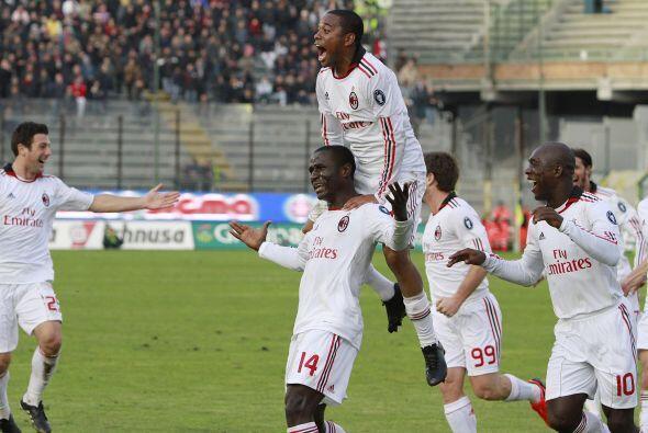 Por fin regresó toda la acción de la Liga italiana en este...