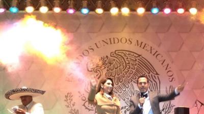 Mientras Karla se encontraba a Luis Miguel en Las Vegas, Alan pegó de gritos en México