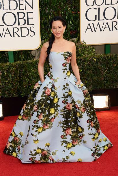 En 2013, la actriz Lucy Liu eligió este modelito, muchos dijeron que la...