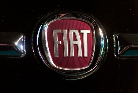 FIAT- El gigante del motor italiano obtuvo en el primer trimestre de 201...