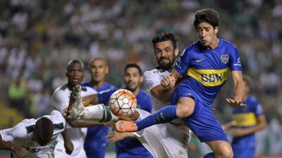 Tibio empate entre Deportivo Cali y Boca Juniors en CL