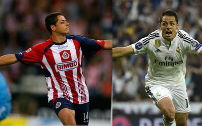 Armando Pulido, hermano de Alan, también jugará en Grecia Chicharito.jpg