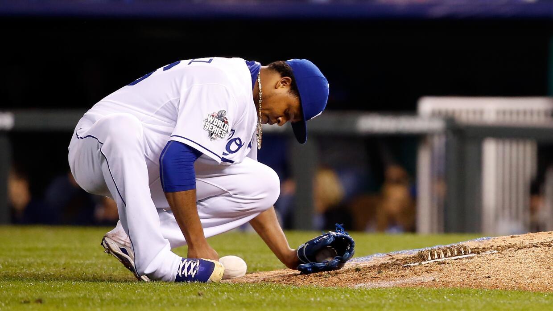El pitcher sufrió la perdida de su padre previo al duelo que tuvo con Ro...