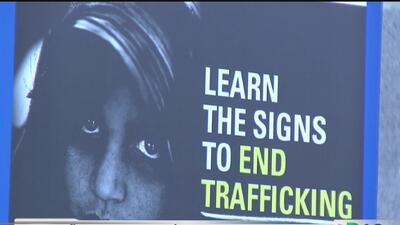 Arranca campaña contra el tráfico humano