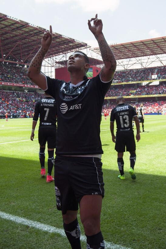 Alerta Liga MX: solo tres mexicanos en el Top 20 de goleadores 009 Edwin...
