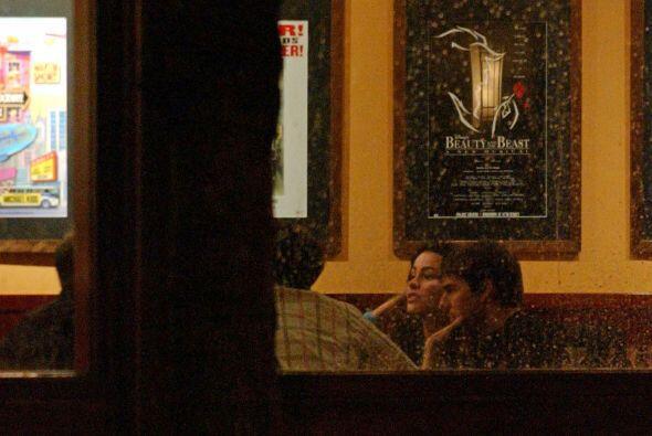 Sofía salió a cenar con Tom varias ocasiones.
