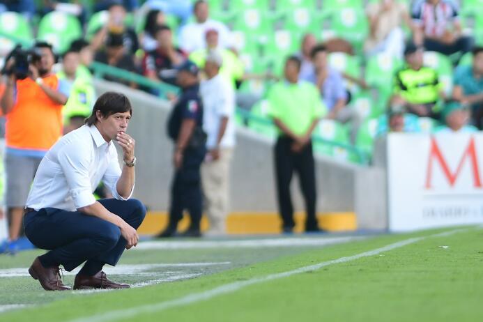 Golpe para Chivas: Santos lo venció en su debut en la Copa MX 20170726_6...