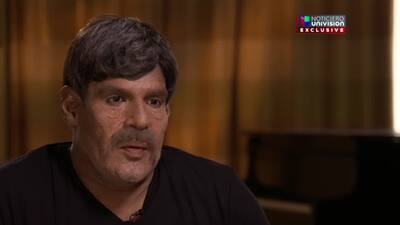 Man who claims he had sexual relations with Orlando gunman tells Univisi...