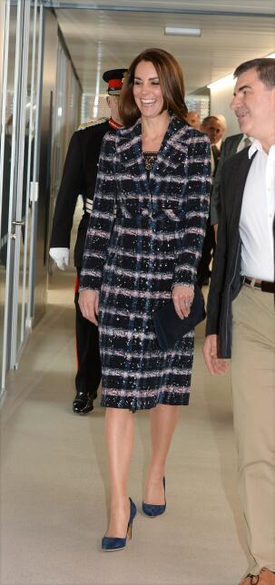 Los 50 mejores vestidos que usó Kate Middleton en 2016 GettyImages-61460...