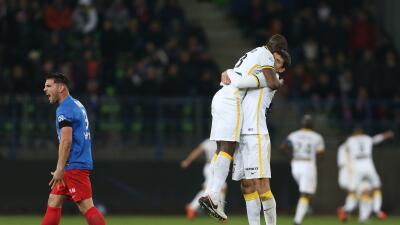 El Caen pierde la segunda plaza en Francia; el Mónaco prosigue su escalada