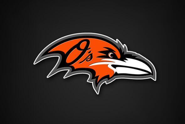 Orioles de Baltimore y lo Cuervos de Baltimore.