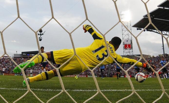 Las mejores imágenes del Partido de las Estrellas de la MLS USATSI_87241...