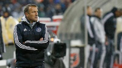 Jason Kreis, exentrenador de New York City FC