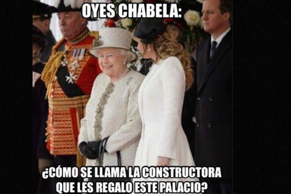 La visita del Presidente de México y su querida Primera Dama a Inglaterr...
