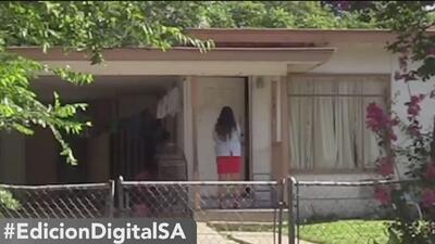 Mujer resulta herida por una bala que entró por la ventana de su casa