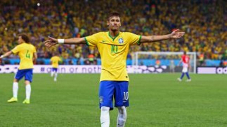 Neymar y Brasil iniciaron el Mundial de gran manera.