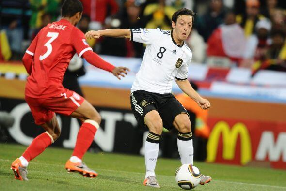 Durante las eliminatorias para el Mundial de Sudáfrica se ganó un lugar...