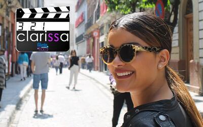 Capítulo Final: #321Clarissa, después de un largo vuelo Clarissa pisó Es...