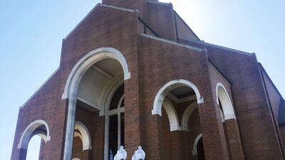 Iglesia Presbiteriana Briarwood, en Birmingham, Alabama.