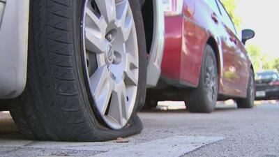 Buscan a responsables de vandalizar decenas de automóviles en Miami Beach