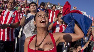 De ser novia del Mundial a ser pareja de un futbolista acusado de abuso sexual a menores
