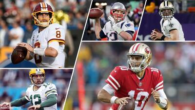 El mega acuerdo de Jimmy Garoppolo con San Francisco tendrá impacto entre los quarterbacks