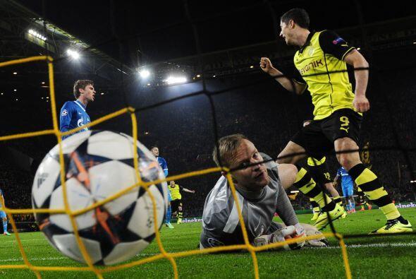 Peor era el panorama para los visitantes cuando llegó el gol del empate.