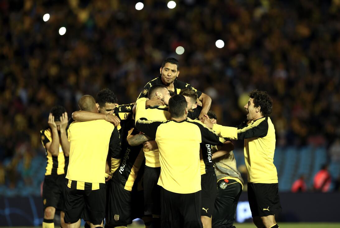 6. C.A. Peñarol (Uruguay)