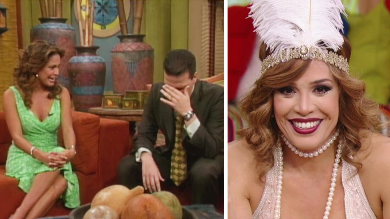 El día que le jugaron una broma pesada a Karla Martínez en pleno show en...