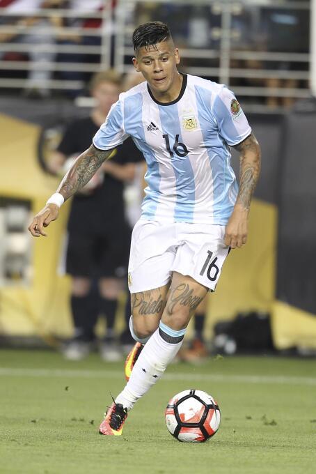 Ranking de los defensas de la Copa América Centenario 25-GettyImages-538...