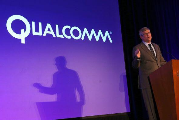 9. QUALCOMM, Inc. es una de las principales compañías de semiconductores...