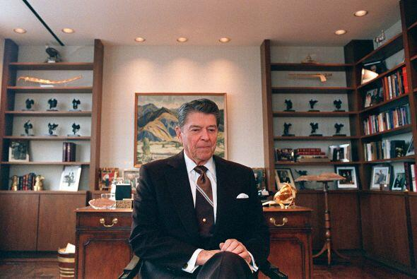 El legado de Reagan está marcado por su mano dura contra el comunismo, f...