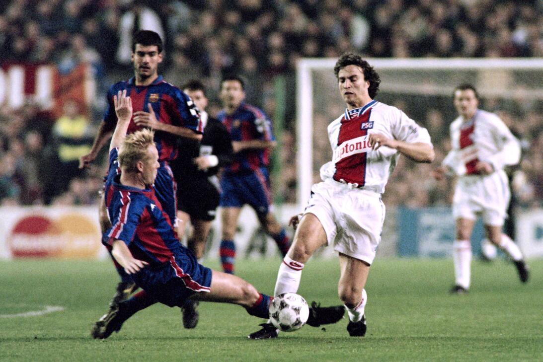 Barcelona y PSG, viejos conocidos que chocarán en octavos de Champions G...